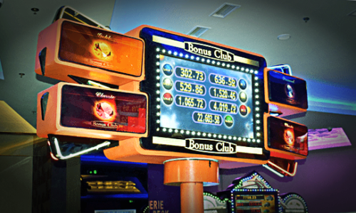 Jackpot Bonus Club