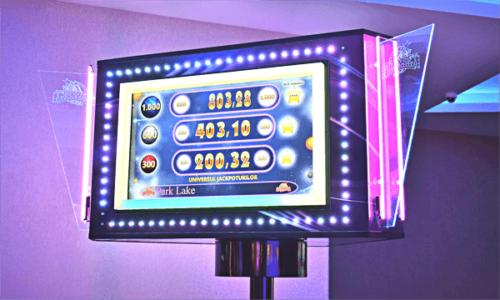 Jackpot Rotary 3TV